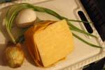 チーズ&卵と