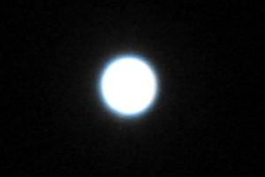 南ゴビの満月